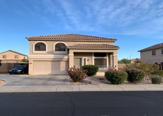 Pre Foreclosure in Buckeye 85326 W LA PASADA BLVD - Property ID: 1511620103