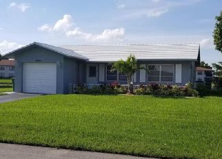 Pre Foreclosure in Fort Lauderdale 33321 NW 67TH CT - Property ID: 1511678355