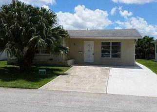 Pre Foreclosure in Fort Lauderdale 33321 NW 57TH DR - Property ID: 1511690175