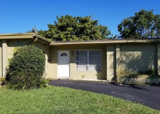 Pre Foreclosure in Fort Lauderdale 33313 NW 24TH PL - Property ID: 1511708583