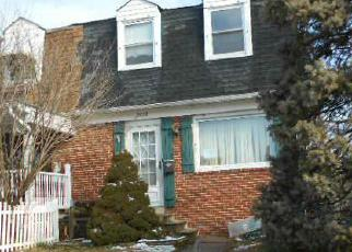 Pre Foreclosure in Dundalk 21222 STRATMAN RD - Property ID: 1511931513