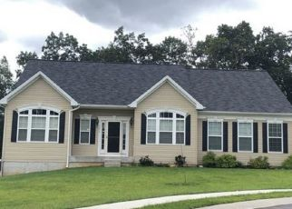 Pre Foreclosure in Manchester 21102 STARLIGHT CT - Property ID: 1511987120