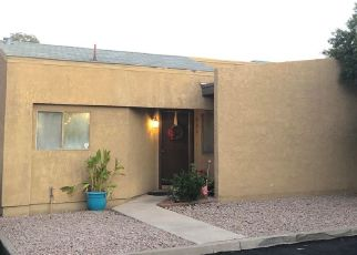 Pre Foreclosure in Tempe 85281 S MELODY LN - Property ID: 1512107127