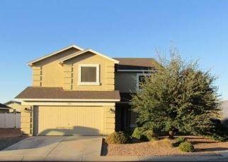 Pre Foreclosure in Safford 85546 E HOBBLE CREEK DR - Property ID: 1512122912