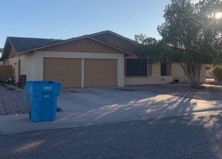 Pre Foreclosure in Phoenix 85029 W DESERT COVE AVE - Property ID: 1512149618