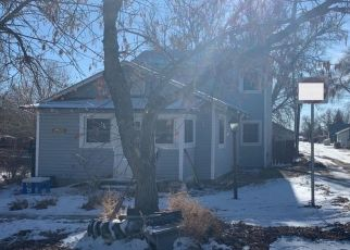Pre Foreclosure in Greybull 82426 5TH AVE S - Property ID: 1512301147
