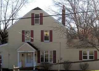 Pre Foreclosure in Irwin 15642 OLD TRAIL RD - Property ID: 1512405844