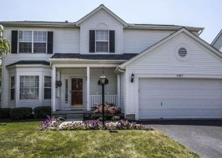 Pre Foreclosure in Hilliard 43026 THORNEY DR - Property ID: 1512469338