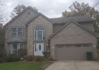 Pre Foreclosure in Canal Winchester 43110 SAYLOR CT - Property ID: 1512483798
