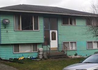 Pre Foreclosure in Everett 98203 FOREST VIEW DR - Property ID: 1512700145