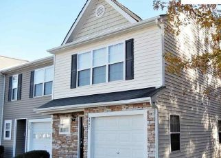 Pre Foreclosure in Raleigh 27610 BIG BASS DR - Property ID: 1512745260