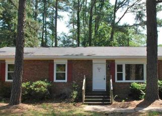 Pre Foreclosure in Raleigh 27610 BARWELL RD - Property ID: 1512746580
