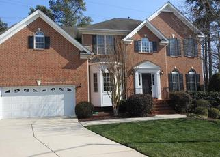 Pre Foreclosure in Raleigh 27614 CRYSTAL OAKS LN - Property ID: 1512758403