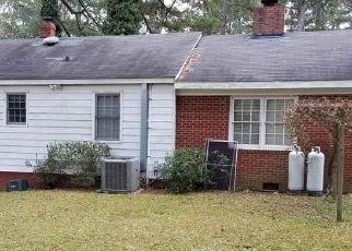 Pre Foreclosure in Garner 27529 BROUGHTON ST - Property ID: 1512759274