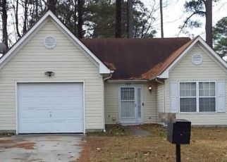 Pre Foreclosure in Virginia Beach 23452 LINCOLN AVE - Property ID: 1512761920