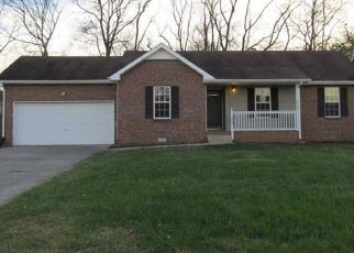 Pre Foreclosure in Clarksville 37043 BUCKHORN DR - Property ID: 1513127169