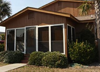 Pre Foreclosure in North Myrtle Beach 29582 27TH AVE N - Property ID: 1513278721