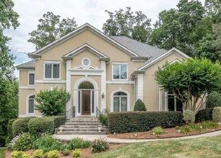 Pre Foreclosure in Matthews 28104 BLUEBIRD HILL LN - Property ID: 1513279598