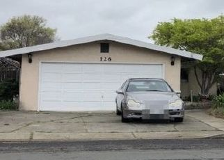 Pre Foreclosure in American Canyon 94503 JAMES RD - Property ID: 1513303686