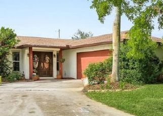 Pre Foreclosure in Port Saint Lucie 34983 SW EXMORE AVE - Property ID: 1513373762
