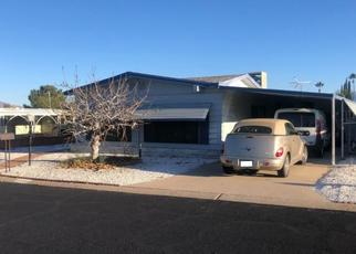 Pre Foreclosure in Green Valley 85614 W PALMA DR - Property ID: 1513553322