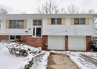 Pre Foreclosure in Peoria 61604 N AUTUMN LN - Property ID: 1513775825
