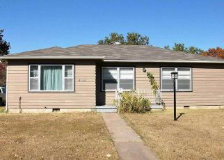 Pre Foreclosure in Enid 73703 W MAPLE AVE - Property ID: 1514172175