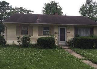 Pre Foreclosure in Columbus 47201 PENNSYLVANIA ST - Property ID: 1514341236