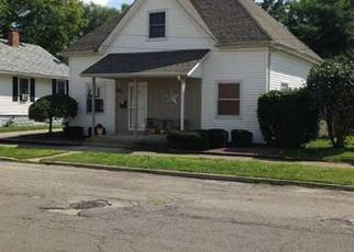 Pre Foreclosure in Shelbyville 46176 4TH ST - Property ID: 1514365330