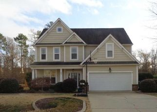 Pre Foreclosure in Clayton 27527 COLLINSWORTH DR - Property ID: 1514491913