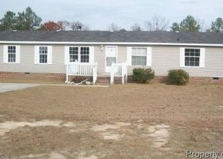 Pre Foreclosure in Sanford 27332 FOREST MANOR DR - Property ID: 1514535709