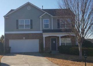 Pre Foreclosure in Durham 27704 CALVANDER CT - Property ID: 1514605784