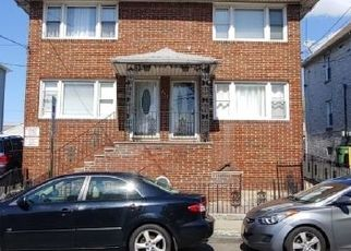 Pre Foreclosure in Linden 07036 E 17TH ST - Property ID: 1514943452