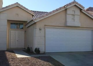 Pre Foreclosure in Las Vegas 89123 OVERTURE DR - Property ID: 1515066527
