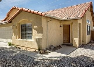 Pre Foreclosure in Victorville 92392 FOX RUN RD - Property ID: 1515143162