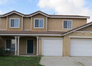 Pre Foreclosure in Corona 92880 POMEGRANATE CT - Property ID: 1515196609