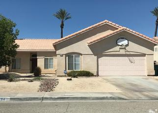 Pre Foreclosure in Cathedral City 92234 NORTHHAMPTON AVE - Property ID: 1515199225
