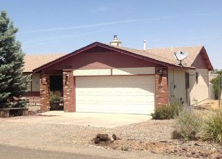 Pre Foreclosure in Prescott Valley 86314 E LOBO WAY - Property ID: 1515224190