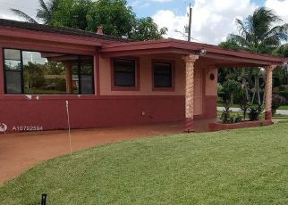 Pre Foreclosure in Opa Locka 33056 NW 189TH TER - Property ID: 1515470336
