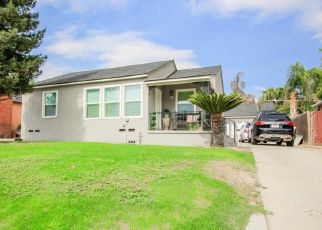 Pre Foreclosure in Bakersfield 93305 THELMA DR - Property ID: 1515786556