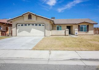 Pre Foreclosure in Shafter 93263 CHRIS AVE - Property ID: 1515804515