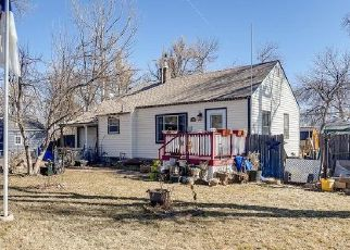 Pre Foreclosure in Denver 80214 BRENTWOOD ST - Property ID: 1515869328