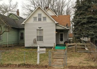 Pre Foreclosure in Indianapolis 46203 LEONARD ST - Property ID: 1516165851