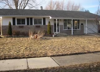Pre Foreclosure in Oak Forest 60452 CALETTA TER - Property ID: 1516238546