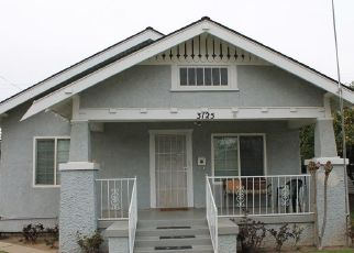 Pre Foreclosure in Fresno 93702 E NEVADA AVE - Property ID: 1516497829