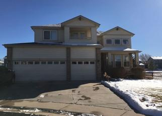 Pre Foreclosure in Littleton 80125 ROBIN CT - Property ID: 1516583673