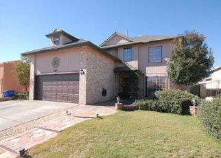 Pre Foreclosure in El Paso 79936 TREASURE HILL PL - Property ID: 1516595945