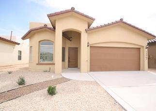 Pre Foreclosure in El Paso 79938 WILLIAM CAPLES ST - Property ID: 1516596364