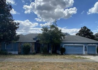Pre Foreclosure in Clermont 34715 WESTVIEW DR - Property ID: 1516680455