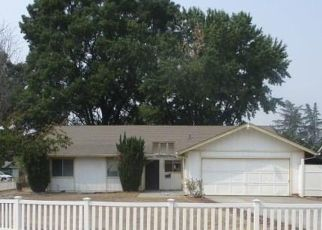 Pre Foreclosure in Red Bluff 96080 STONYBROOK DR - Property ID: 1646999629